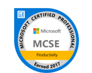 Microsoft Certified Solutions Expert (MCSE) Productivity